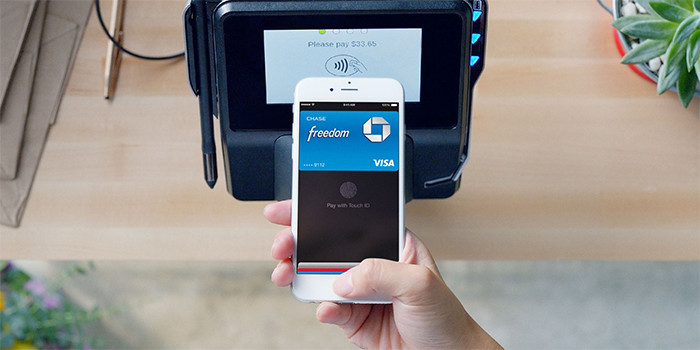 apple pay mobile contactless payment